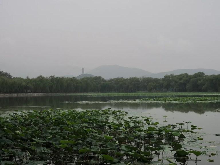 Kunming Lake Summer Palace Beijing - onaroadtonowhere.com