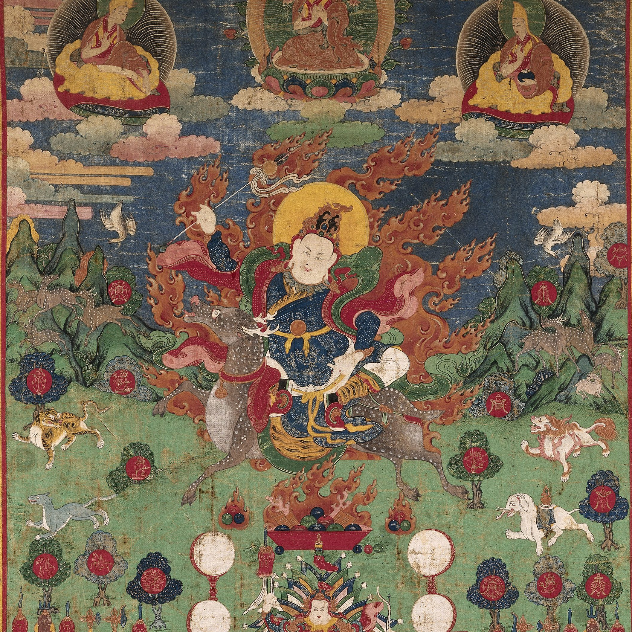 """""""The Epic of King Gesar"""": Tibet's Literary Treasure, Song of Central Asia"""