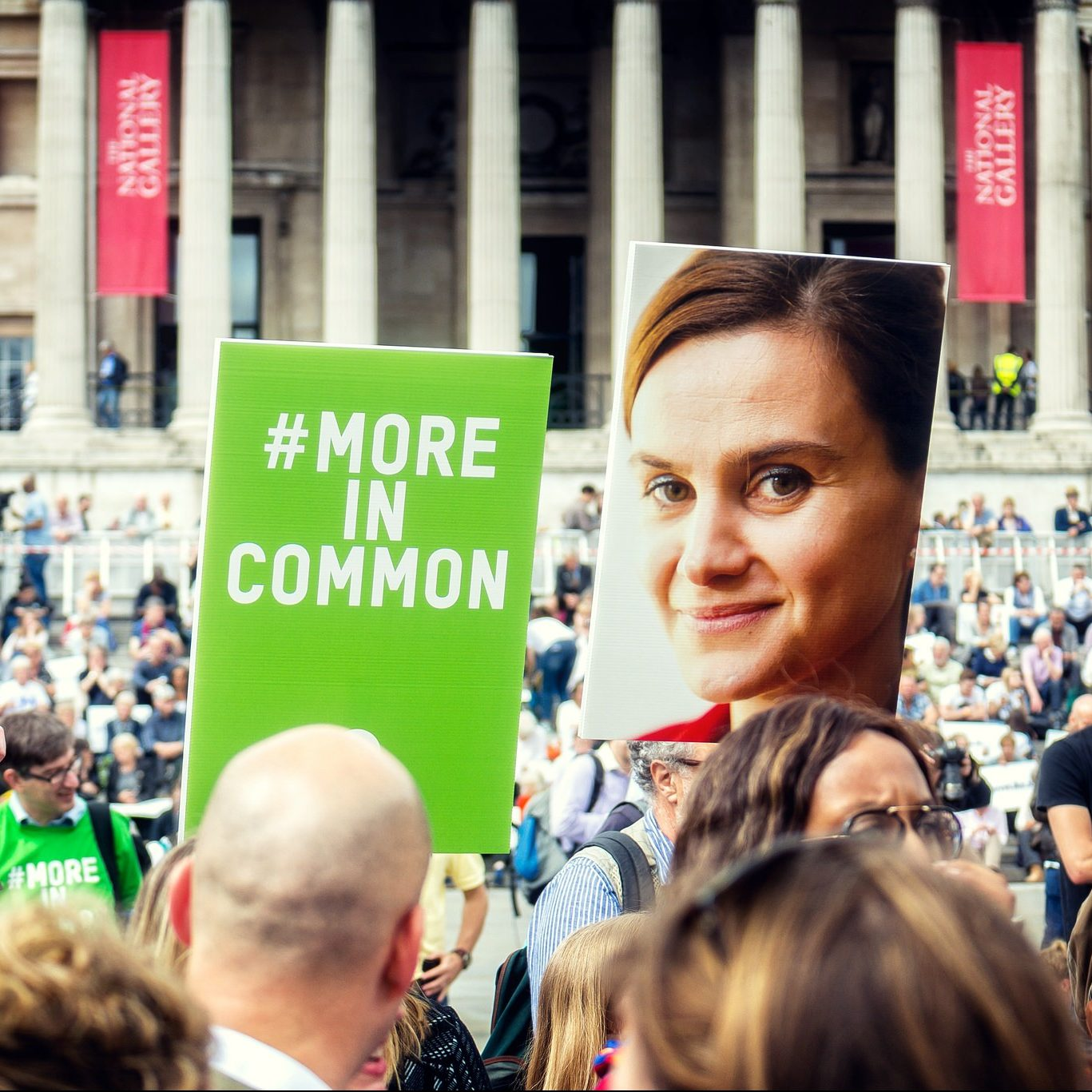 """""""More in Common"""": Brendan Cox Remembers His Courageous Wife Jo"""