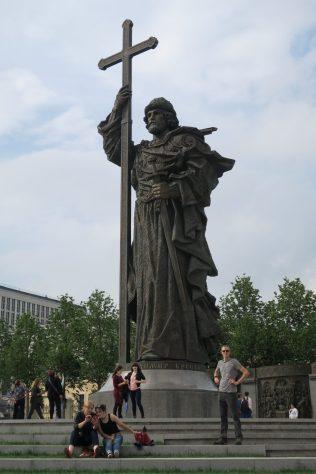 Statue du Prince Vladimir