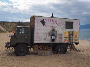 Banja truck