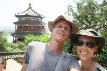 Selfie au palais d'été