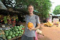 Première noix de coco