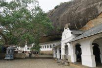 Caves de Dambulla (Gold temple)