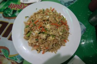 Fried Rice aux légumes