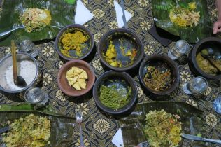Rice and Curry du cours de cuisine à Ella...le meilleur et de loin !