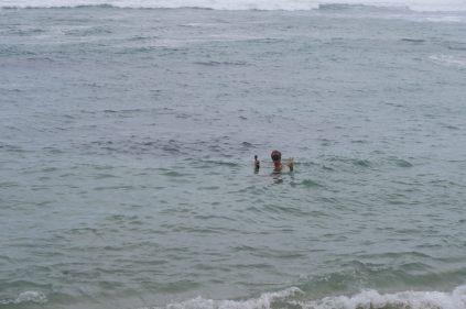 Julien comme un poisson dans l'eau