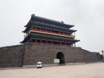 Place Tiananmen, porte Zhengyang
