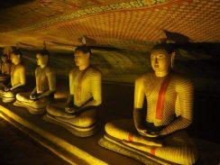 Statues du Bouddha