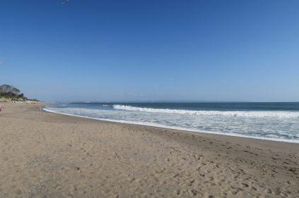 La plage de Canggu
