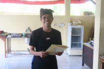 Notre Chef de cuisine, souriant et drôle !