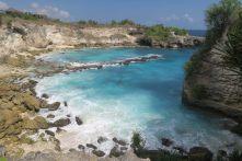 """La plage de """"Blue Lagoon"""""""