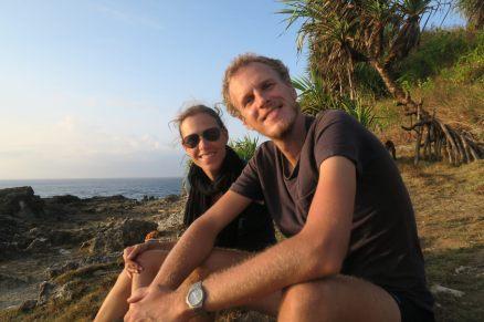 Elise et Julien au Sunset point