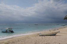 Plage nord de Nusa Lembongan