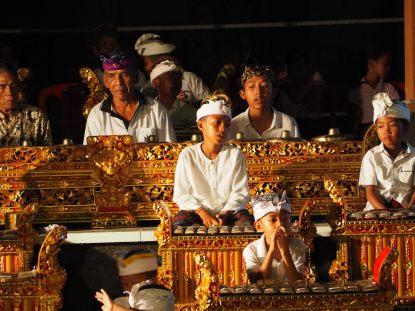 Orchestre gamelan