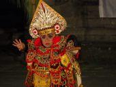 Jeune danseur - impressionnant regard !
