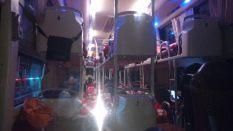 """Le bus """"3 rangées"""" que l'on devait avoir..."""