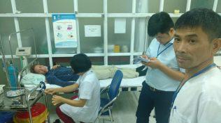 A Ha Giang, pour la visite médicale
