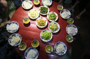 Diner du premier soir
