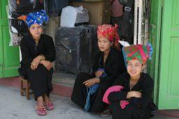 Le marché à Nyaung Shwe (Lac Inle)