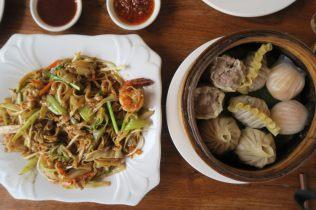 Dumplings chinois