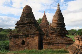 Ensemble de pagodes