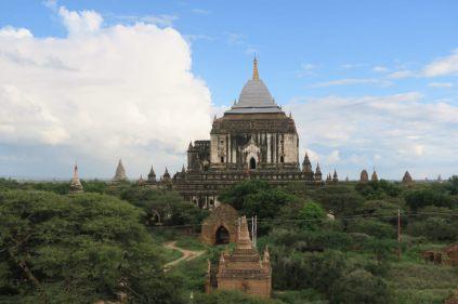 La plus haute pagode de Bagan, Thatbyinnyu Pahto