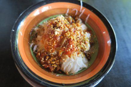 Shan noodle dry