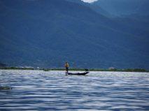 Ballade sur le lac Inle