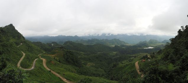 Panorama de la Heaven's gate