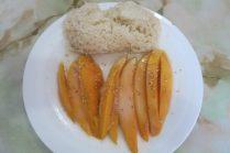 Mango Sticky Rice, un délice au petit déjeuner !