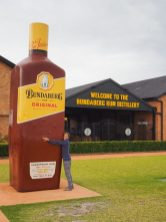 """La bouteille géante de """"Bundy"""""""