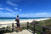 Pipi Beach à Yamba