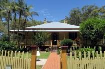 """La """"roto house"""" de Port Macquarie, une maison traditionnelle"""
