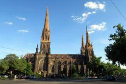 Cathédrale Saint Patrick