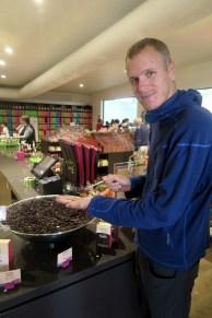 Visite de la Great Ocean Road Chocolaterie...ou comme assouvir notre gourmandise !