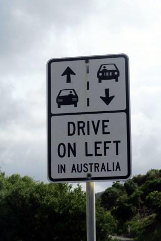 Petit rappel bien utile sur cette route incroyable !