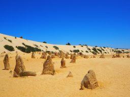 Dune au désert des pinnacles