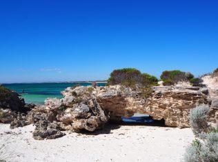 La plage de Sandy Cape