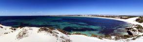 Panorama de Sandy Cape