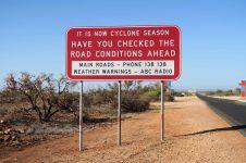 C'est aussi la saison des cyclones