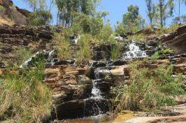 Fortrescue falls