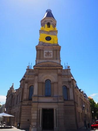 L'hotel de ville de Fremantle