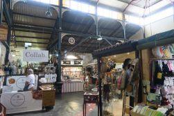 Dans le marché de Fremantle
