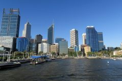 Elisabeth Quays à Perth