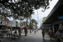 La rue principale à Manly Beach
