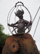 Ambiance Steampunk à Oamaru