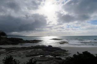 La vue sur la mer