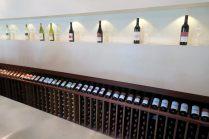 Dans une winery à Margaret River, à l'ambiance plus détendue