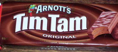 Les fameux Tim Tam...